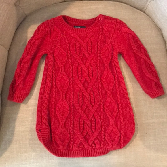 GAP Other - Baby GAP Girl's Sweater Dress 6-12 Months